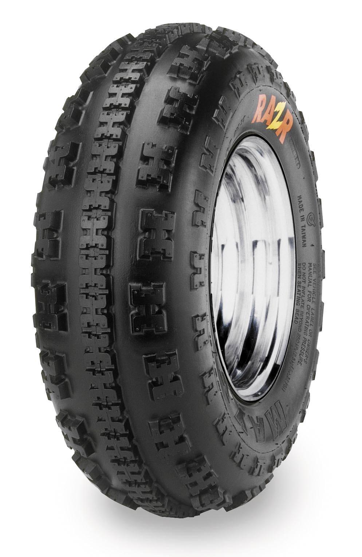 FRONT TIRES Atv 21X7X10 MAXXIS Ds450 Ltz400 Kfx450 Trx 400ex 450r 250r 300ex 250