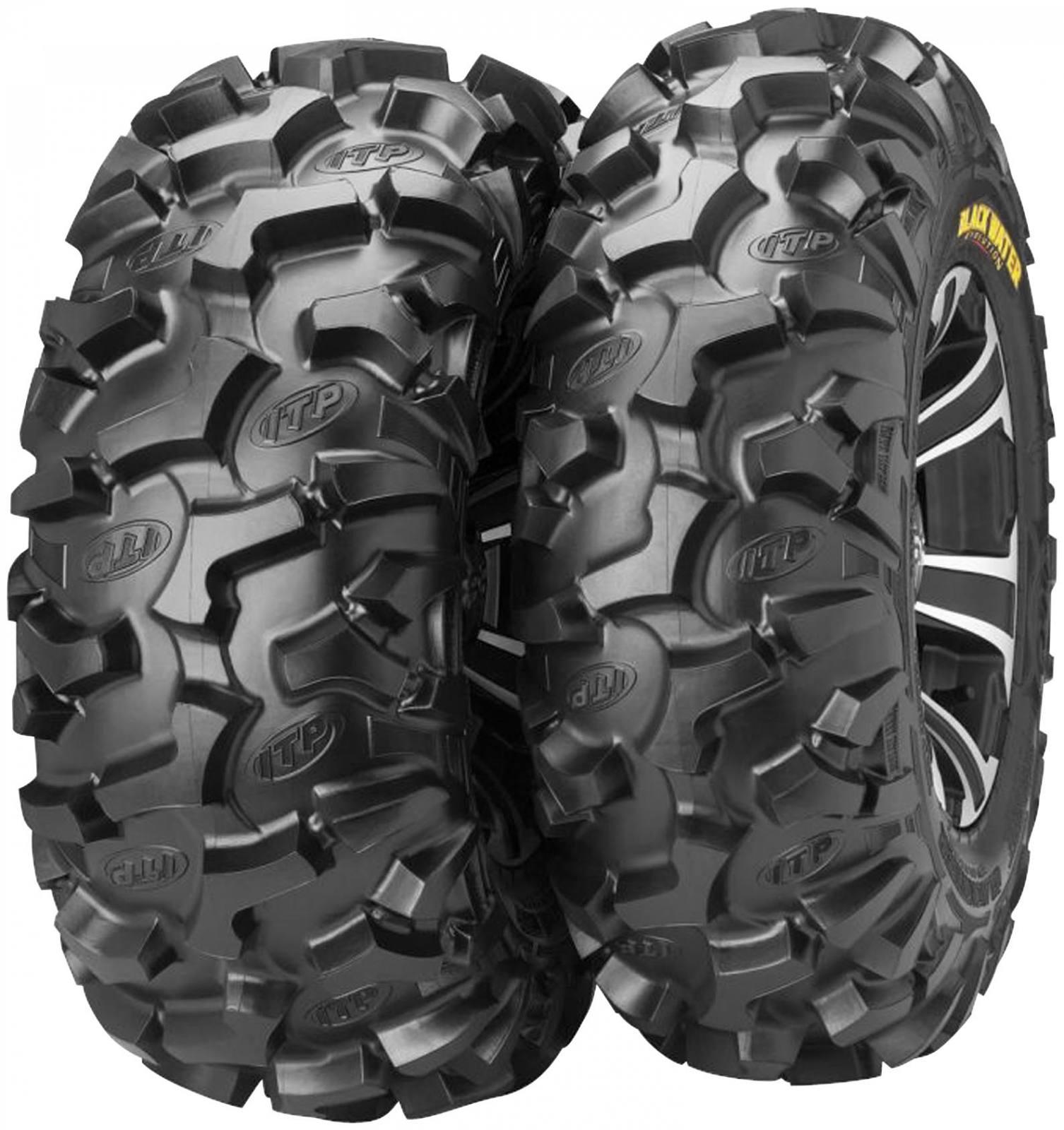Blackwater Evolution Rear Tires