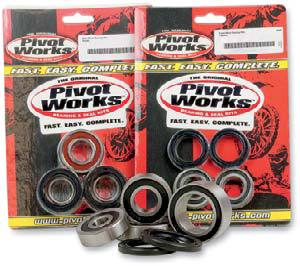 FWK-H14-040 New Honda Front Wheel Bearing Kit For 2005-2013 Honda TRX 500FM
