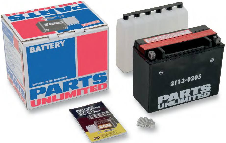 12V Heavy Duty Battery w//Acid Pack Fire Power CB12C-A Replaces YB12C-A