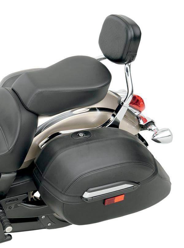 Renegade Deluxe Solo Touring Pillion Pad Saddlemen  Y0350J