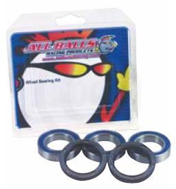 Kawasaki EL 250 D Eliminator 1992 All Balls Front Wheel Bearings /& Seals 25-1310