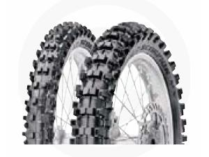 SCORPION MXMS SOFT TO MID-HARD TERRAIN MX TIRES