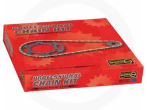 520 CONVERSION CHAIN AND SPROCKET KITS