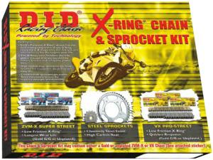X-RING® CHAIN KITS