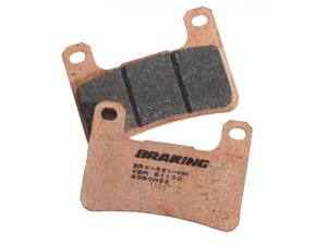 CM55 COMPOUND BRAKE PADS