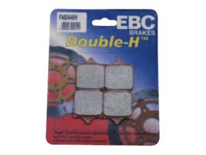 SINTERED METAL BRAKE PADS