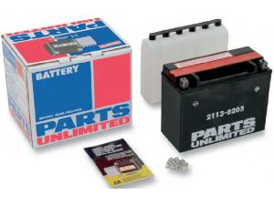 PARTS UNLIMITED BATTERIES