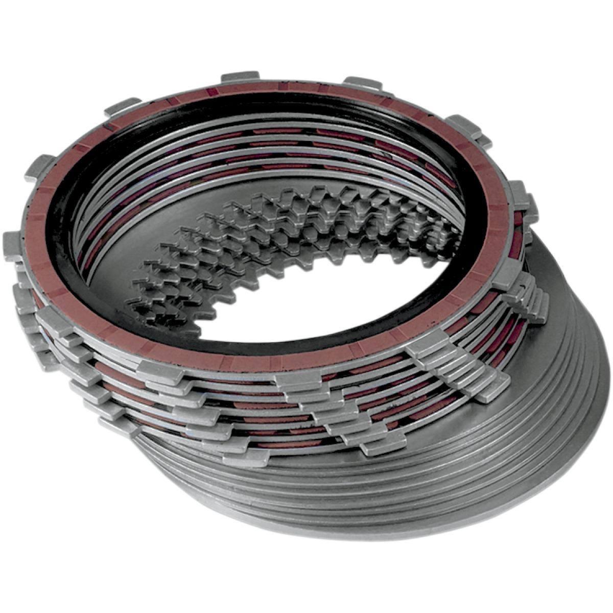 WR500 YZ490 Steel /& Springs Yamaha IT250 Ebc Clutch Friction Plate IT490