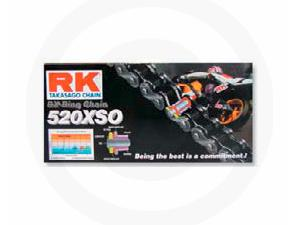 520 XSO X-RING OFF-ROAD RACING CHAINS