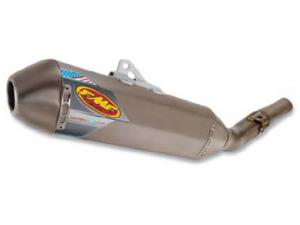 EXHAUST SYSTEMS AND SLIP-ON MUFFLERS FOR 4-STROKES
