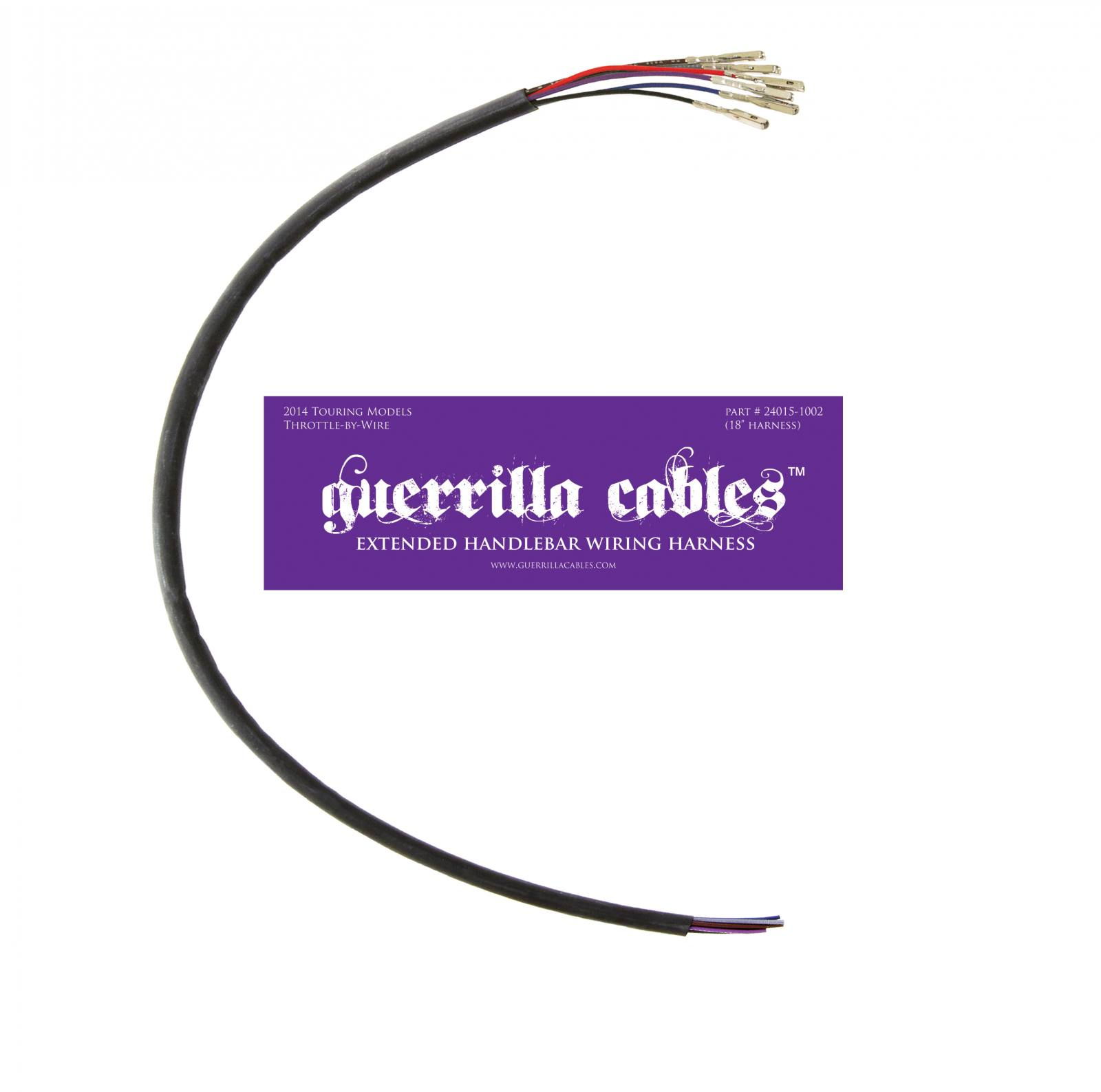 Throttle-by-Wire Harness for CAN-Bus Models