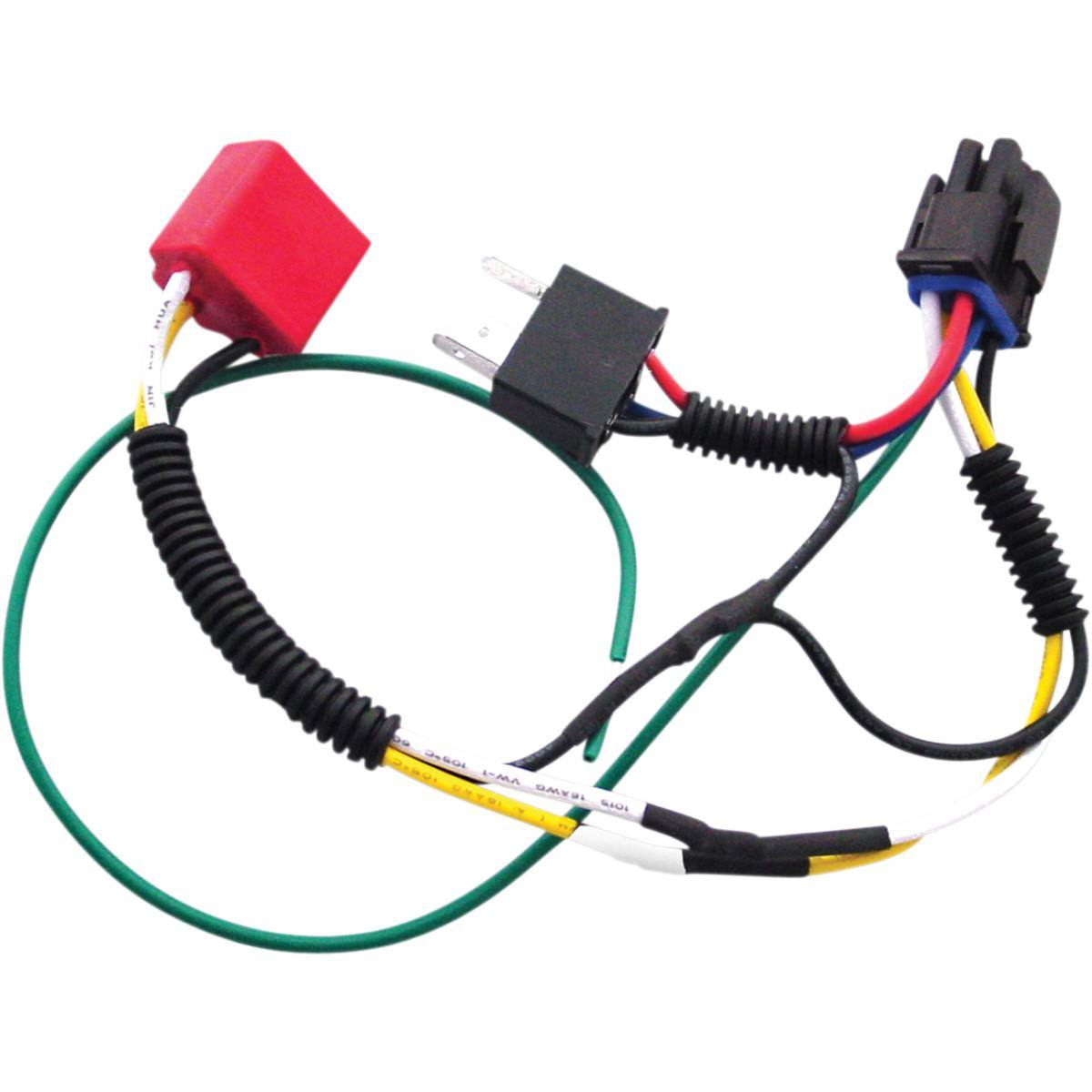 Single H4 Wiring Harness Kit for Plug-and-Play Diamond Star ... on h3 wiring harness, hr wiring harness, t3 wiring harness, h7 wiring harness, h15 wiring harness, c3 wiring harness, e2 wiring harness, h22 wiring harness, h1 wiring harness, b2 wiring harness, h8 wiring harness, s13 wiring harness, ipf wiring harness, g9 wiring harness, h13 wiring harness, h2 wiring harness, f1 wiring harness, h11 wiring harness, drl wiring harness,