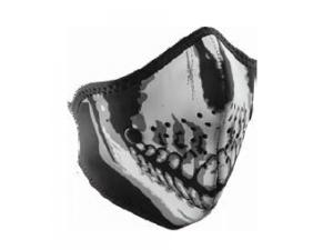 NEOPRENE HALF FACE MASK WITH FILTER