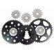 STREET AND DUAL SPORT STEEL REAR SPROCKETS
