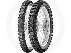 SCORPION MX MID SOFT (MXMS) TIRE