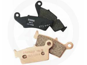 FRONT BRAKE PADS FOR HUSQVARNA