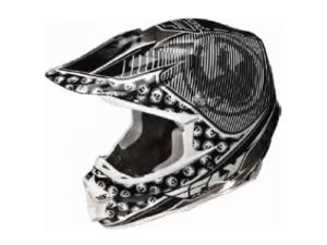 F2 CARBON DRAGON ALLIANCE KEVLAR HELMET
