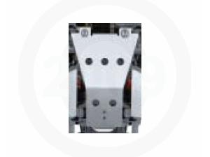 REAR FRAME SKID PLATE