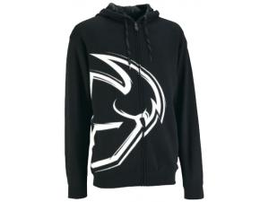 SPLIT ZIP-UP HOODY