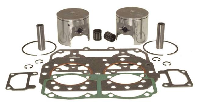 WSM Piston Kit 0.50mm Oversize to 84.50mm Bore 010-826-05K