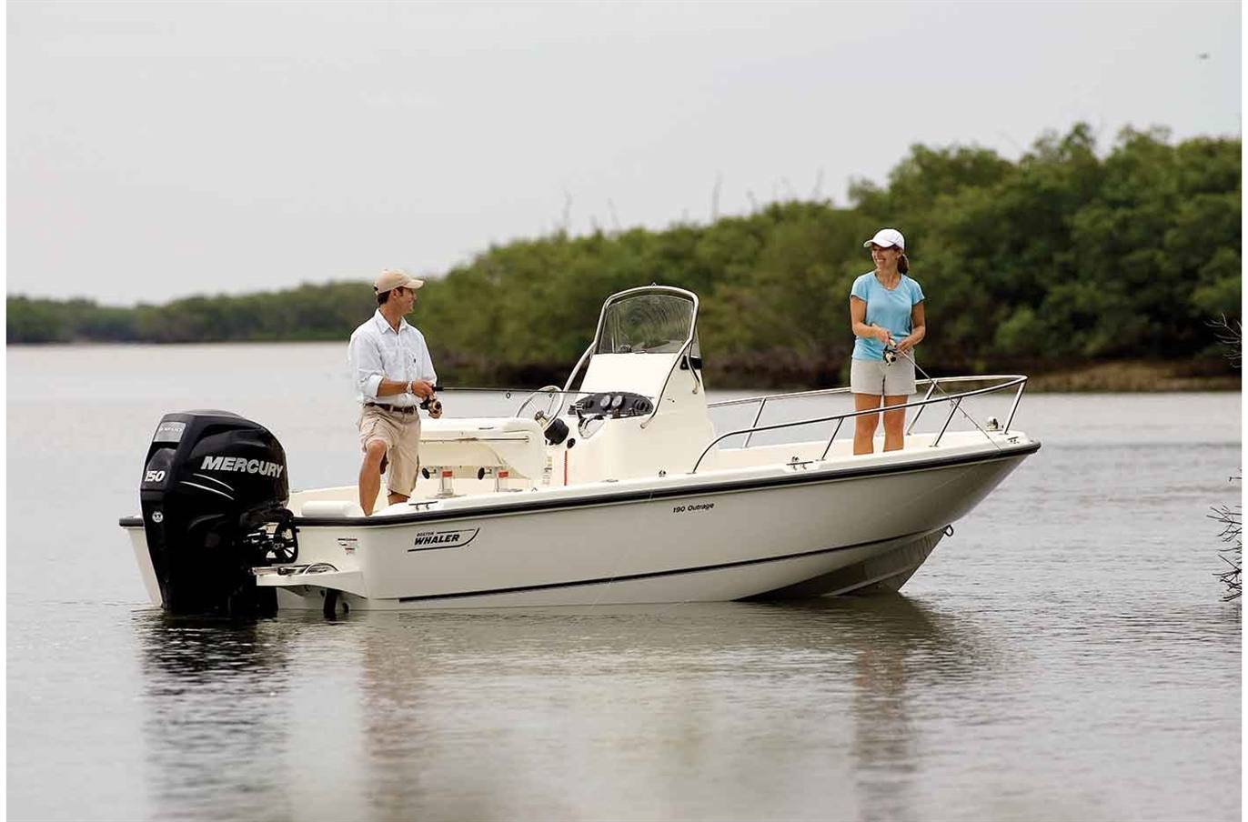 2018 Boston Whaler 190 Outrage for sale in Brielle, NJ