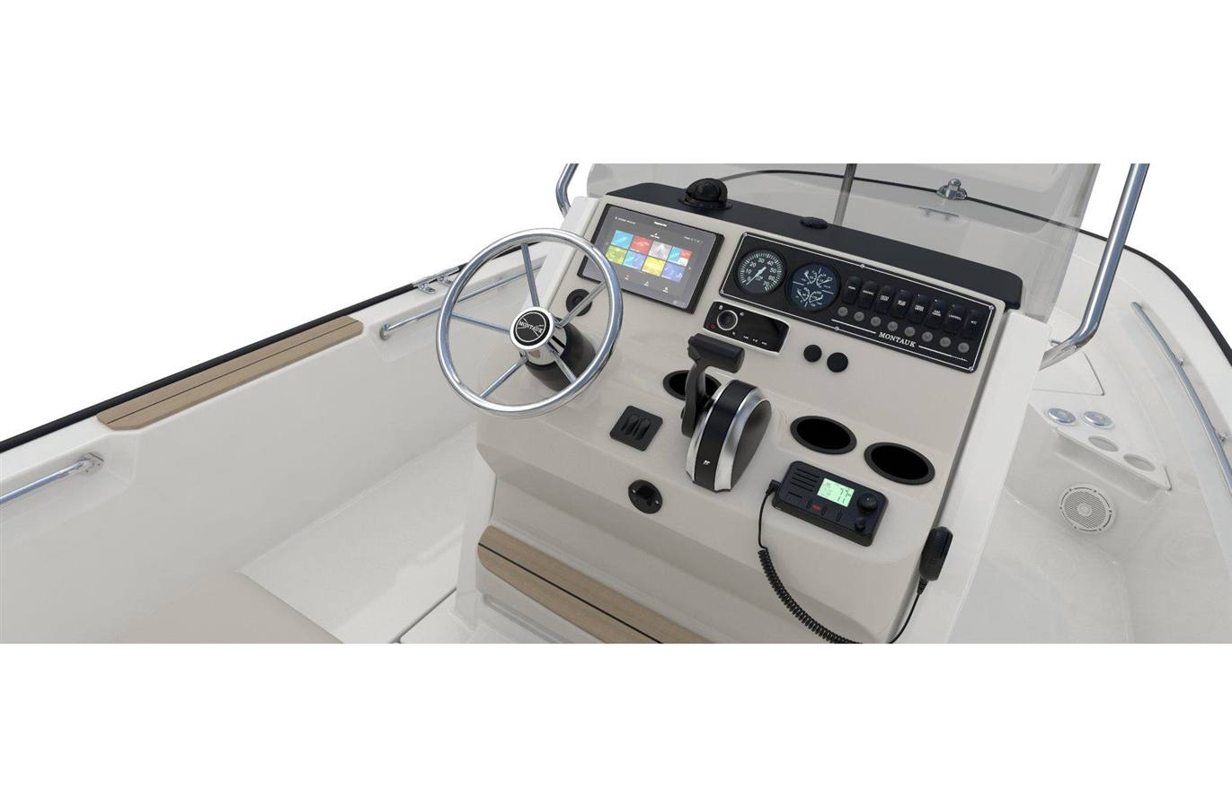 2018 Boston Whaler 210 Montauk For Sale In Sister Bay Wi Mercury Verado Dts Wiring Diagram Previous