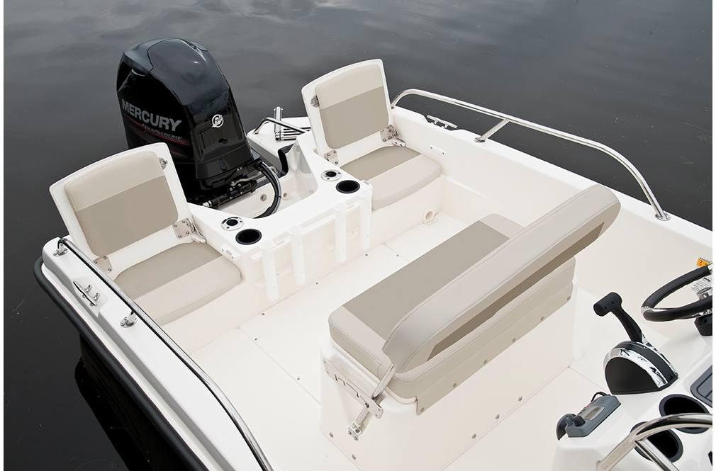 2018 Boston Whaler 170 Dauntless for sale in Sarnia, ON