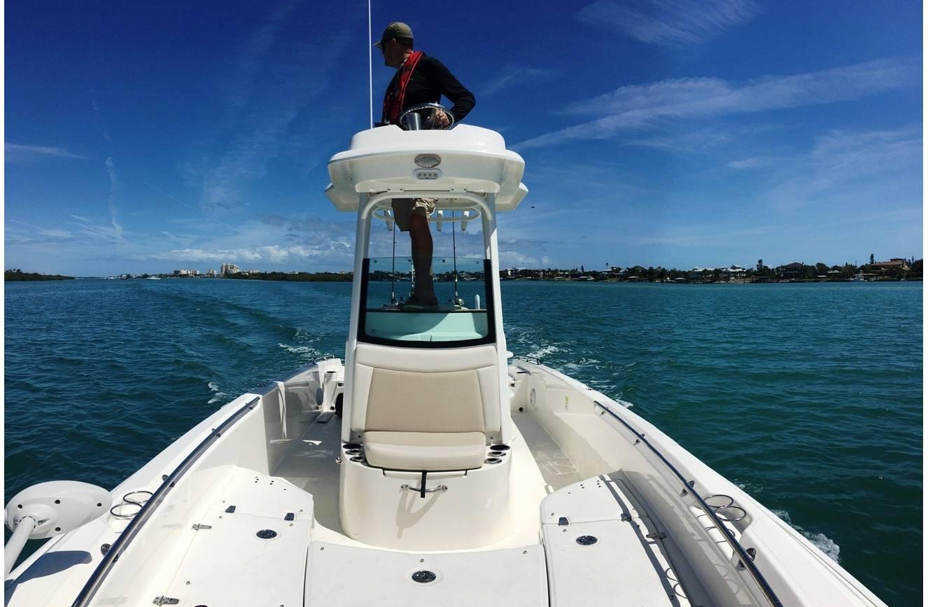 2018 Boston Whaler 240 Dauntless Pro For Sale In Kailua Hi Fusion 700 Marine Stereo Wiring Diagram