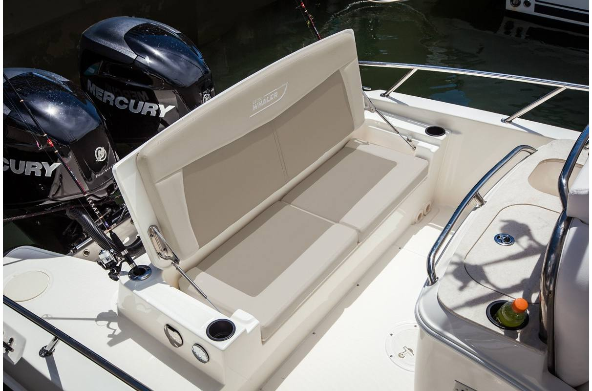 2018 Boston Whaler 270 Dauntless For Sale In Burnaby Bc M P Mercury Verado Dts Wiring Diagram Previous