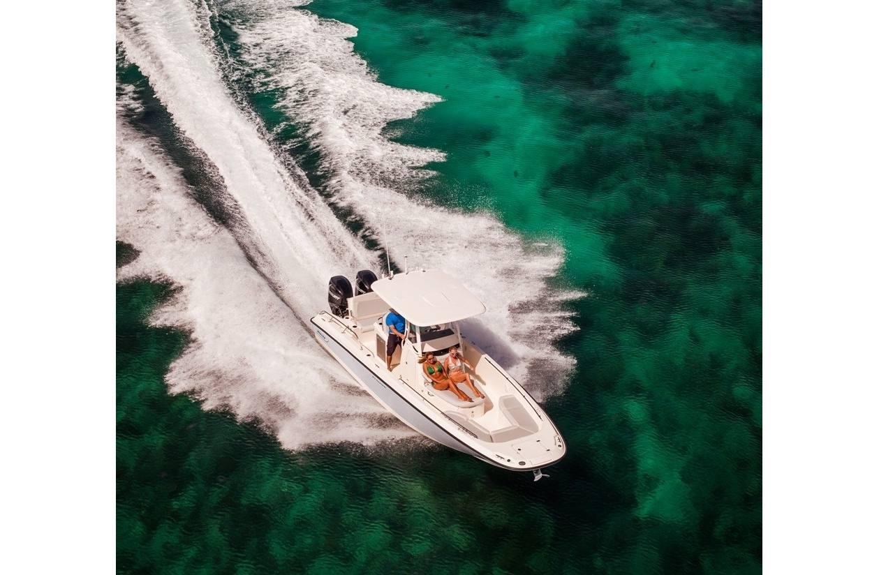 2018 Boston Whaler 270 Dauntless For Sale In Brielle Nj Mccarthys Mercury Verado Dts Wiring Diagram Stock Image