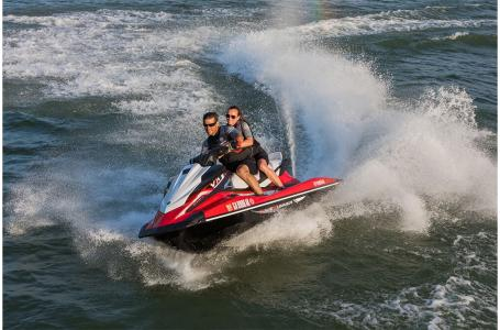 2018 Yamaha VX Cruiser 6