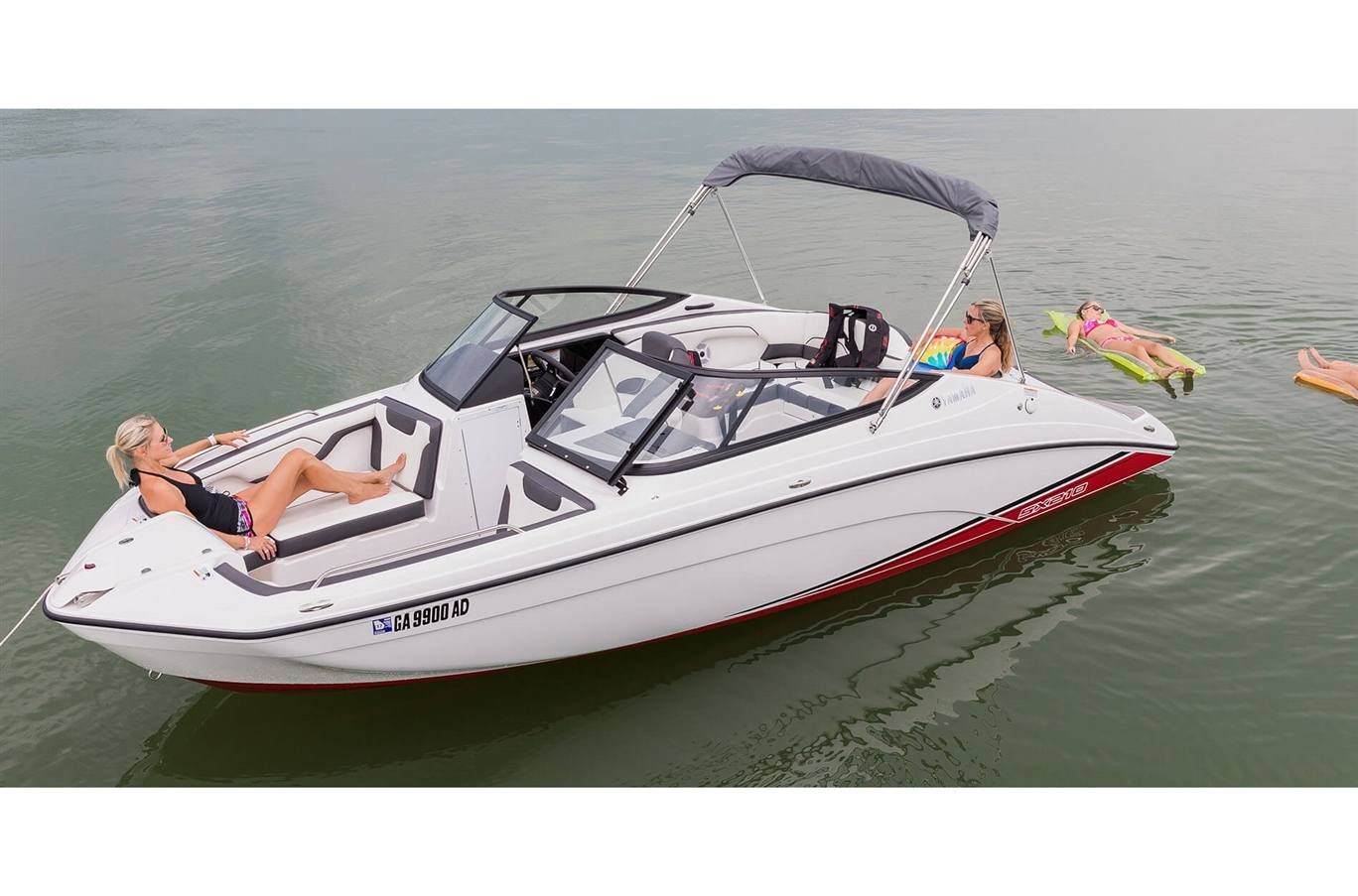 2018 Yamaha SX210 for sale in Osage Beach, MO. Lake of the Ozarks ...