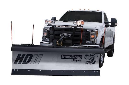 snow dog plow price