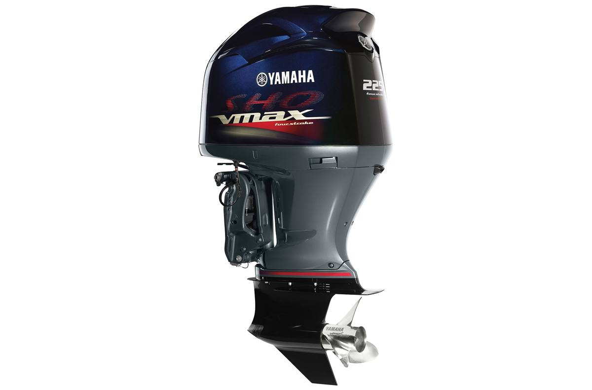 2018 Yamaha VF225 V6 V MAX SHO® - 20 in. Shaft