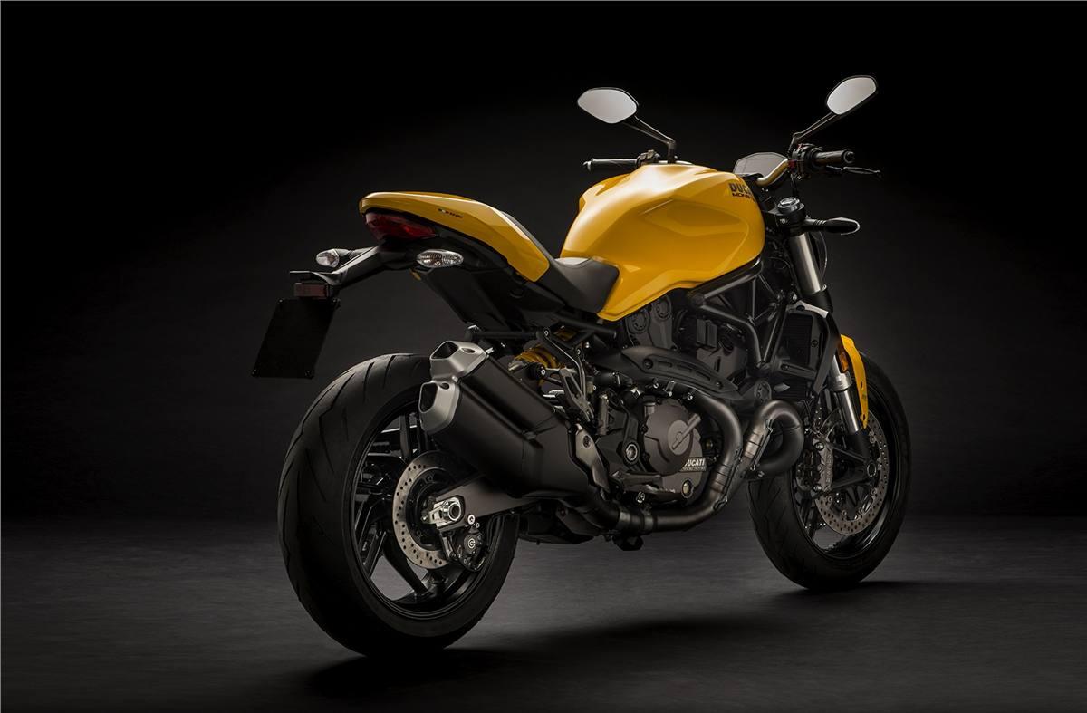 Ducati Monster 821 >> 2018 Ducati Monster 821