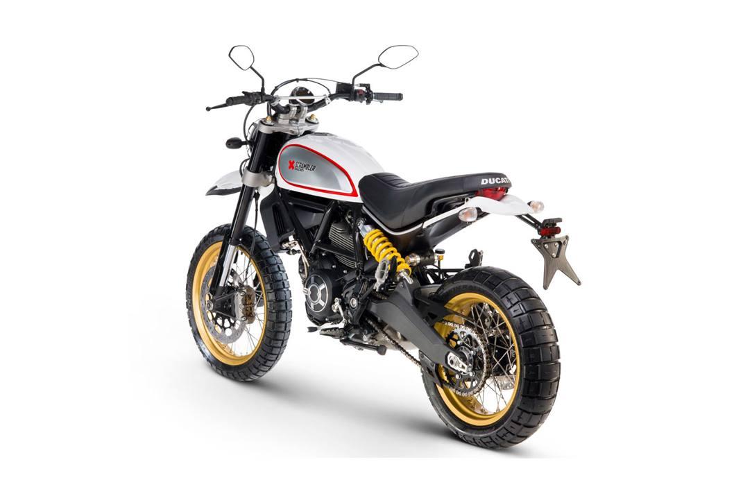 2018 Ducati Scrambler Desert Sled For Sale In Toronto On Maranello
