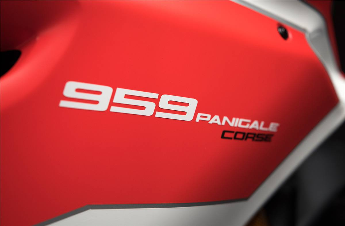 2018 Ducati 959 Panigale Corse For Sale In Roseville Ca As