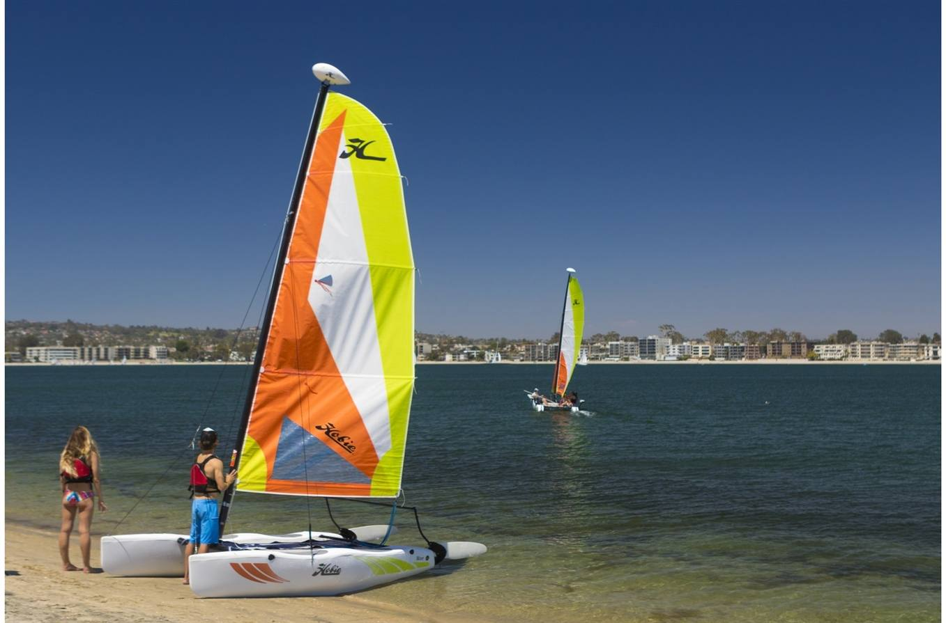 2018 Hobie Cat Wave for sale in Central Square, NY  South Bay Sail