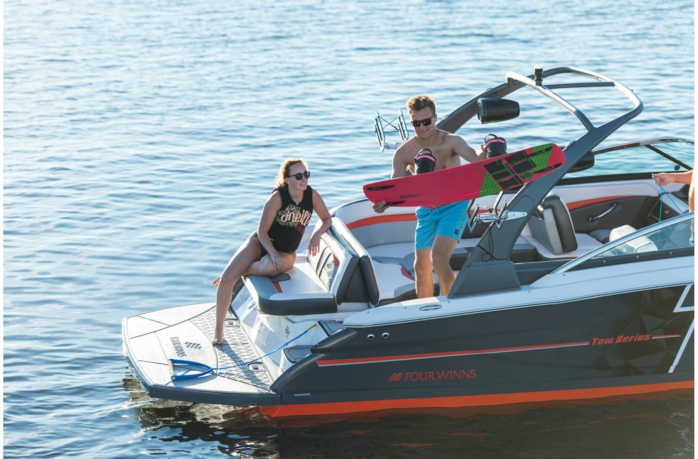 2018 Four Winns TS 242 for sale in Rochester, NY. Bryce Marine ...