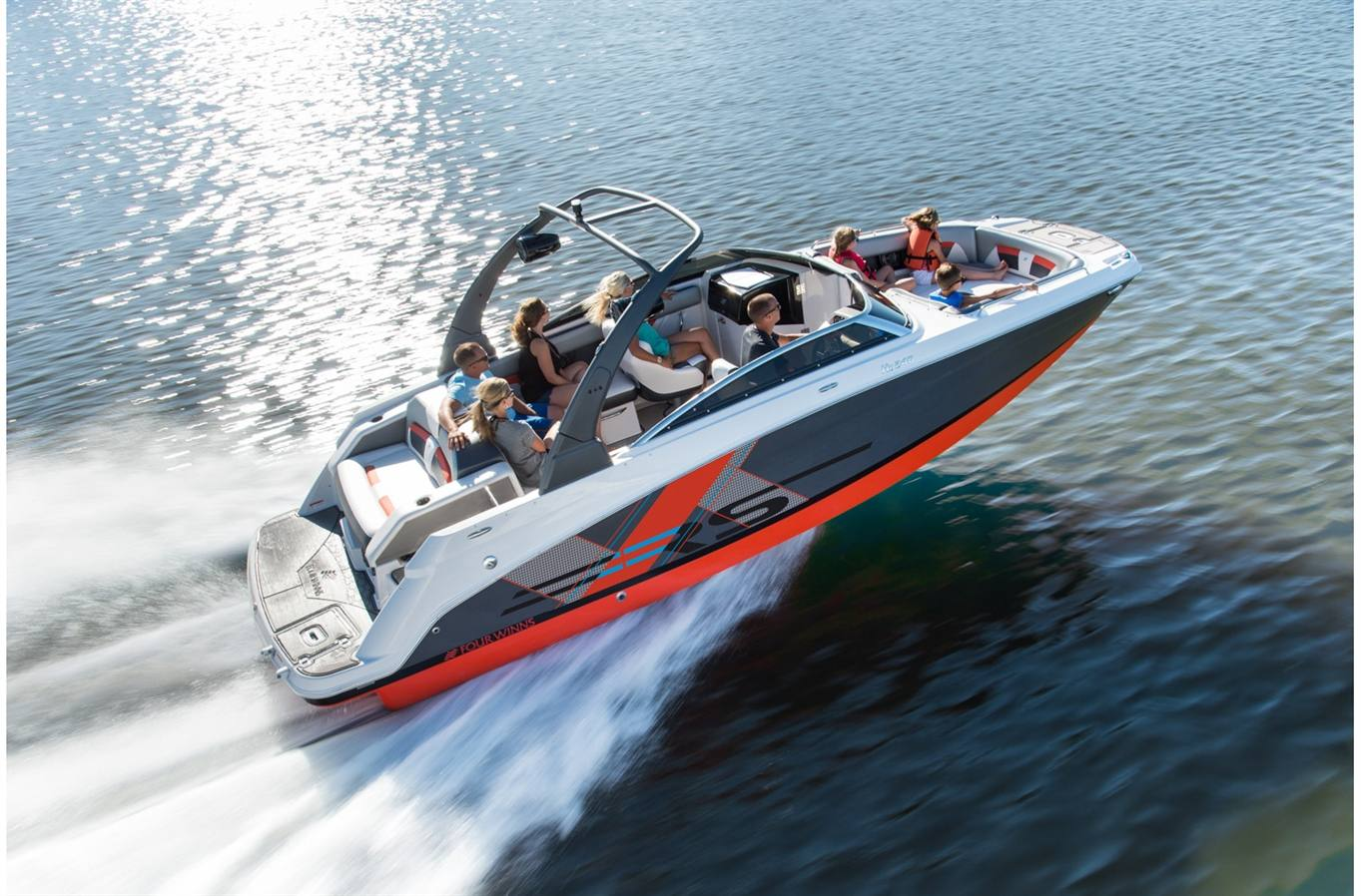 2018 Four Winns HD 240 RS Surf for sale in Jackson, MI. Thayer ...
