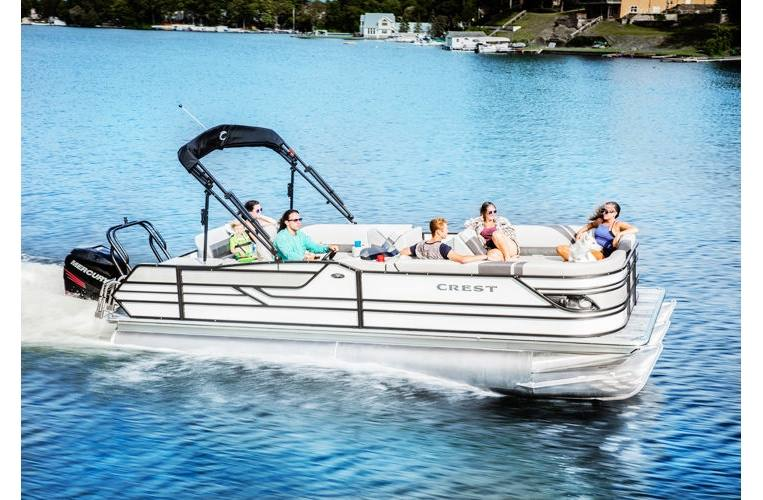 2018 Crest Pontoons Classic 230 SL for sale in Indianapolis