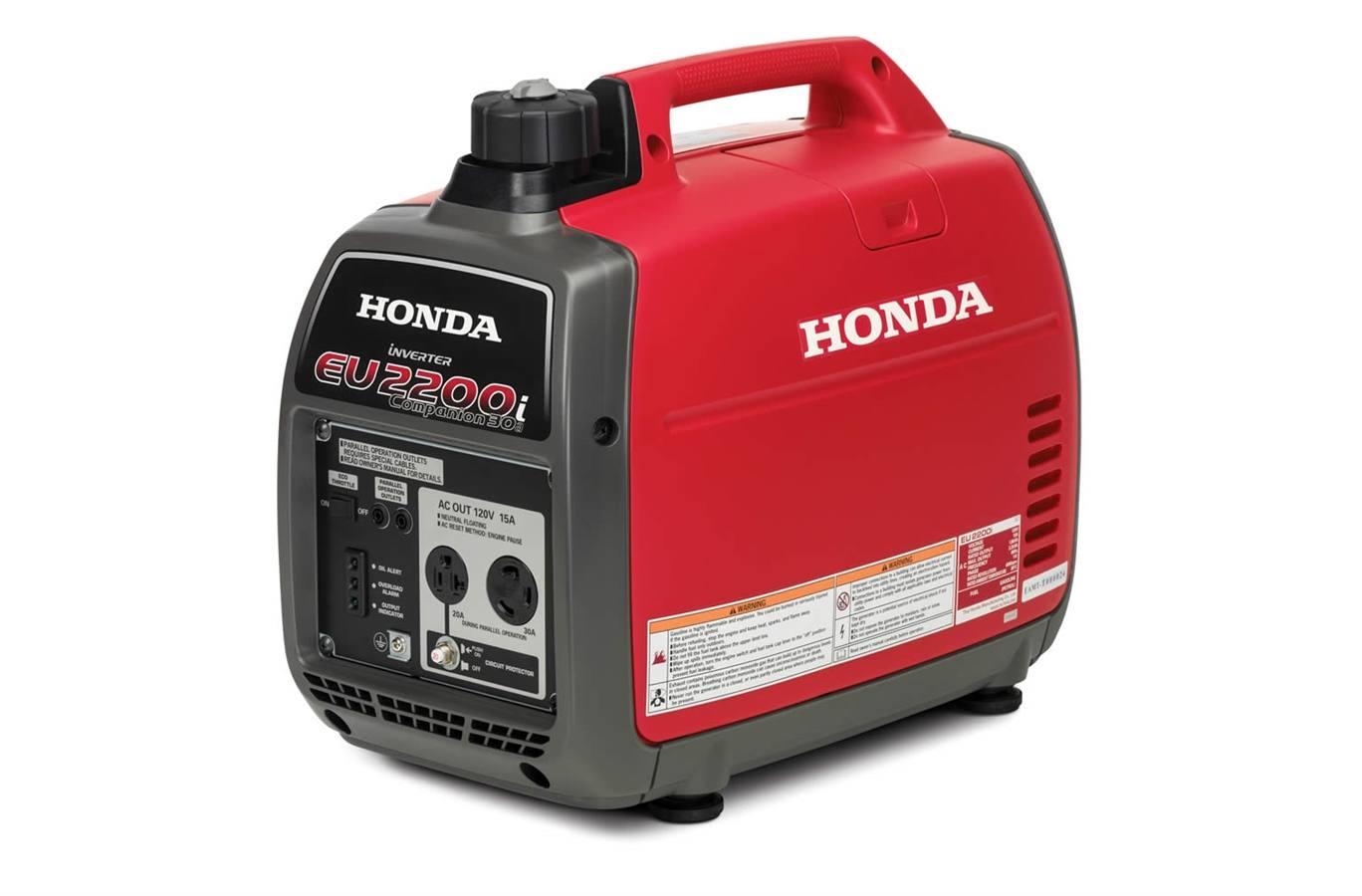 Honda Power Equipment EU2200i Companion