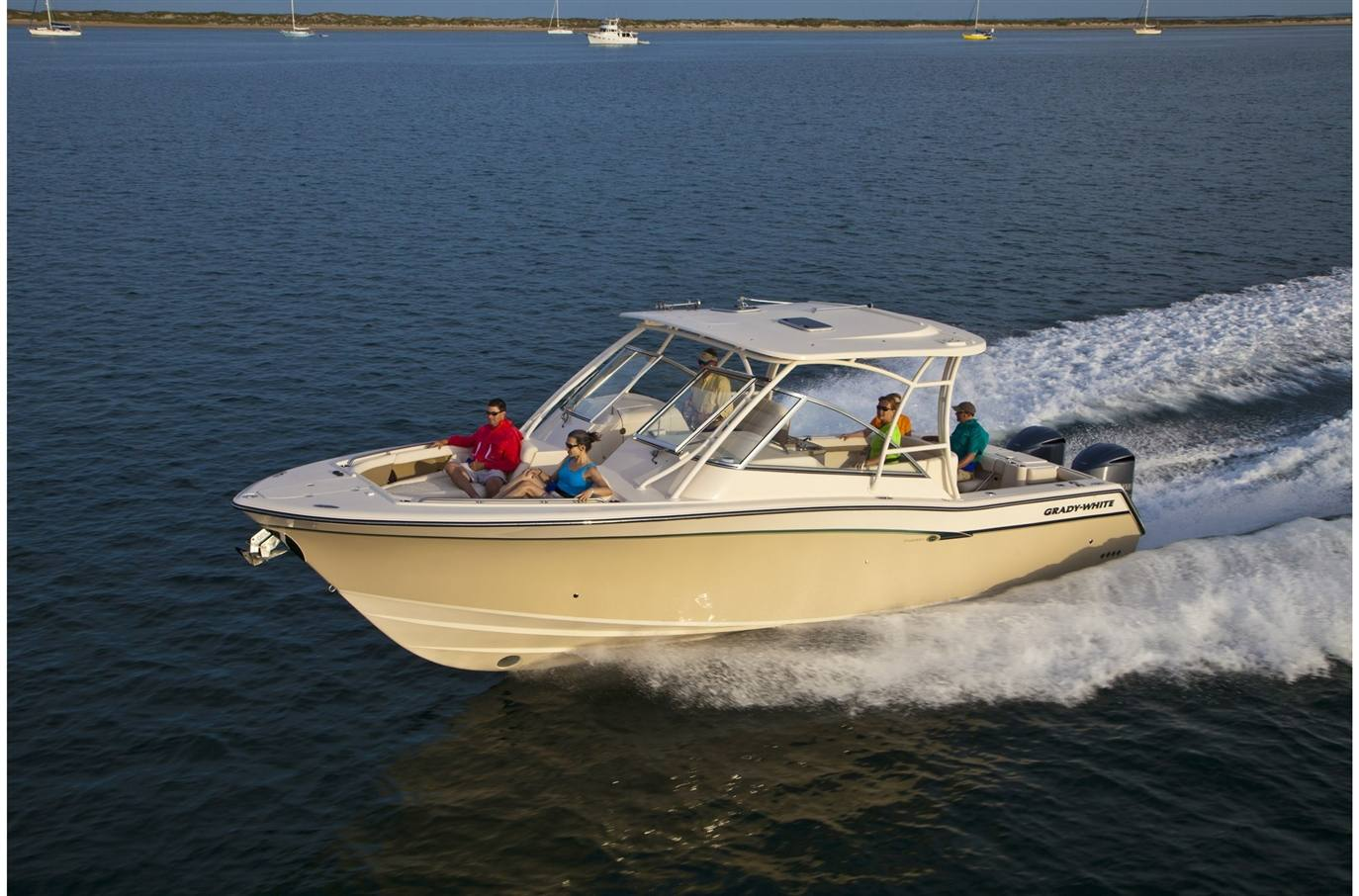 2018 Grady-White Freedom 335 for sale in Naples, FL  Naples Boat
