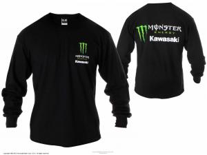 YOUTH MONSTER ENERGY LONG SLEEVE TEE