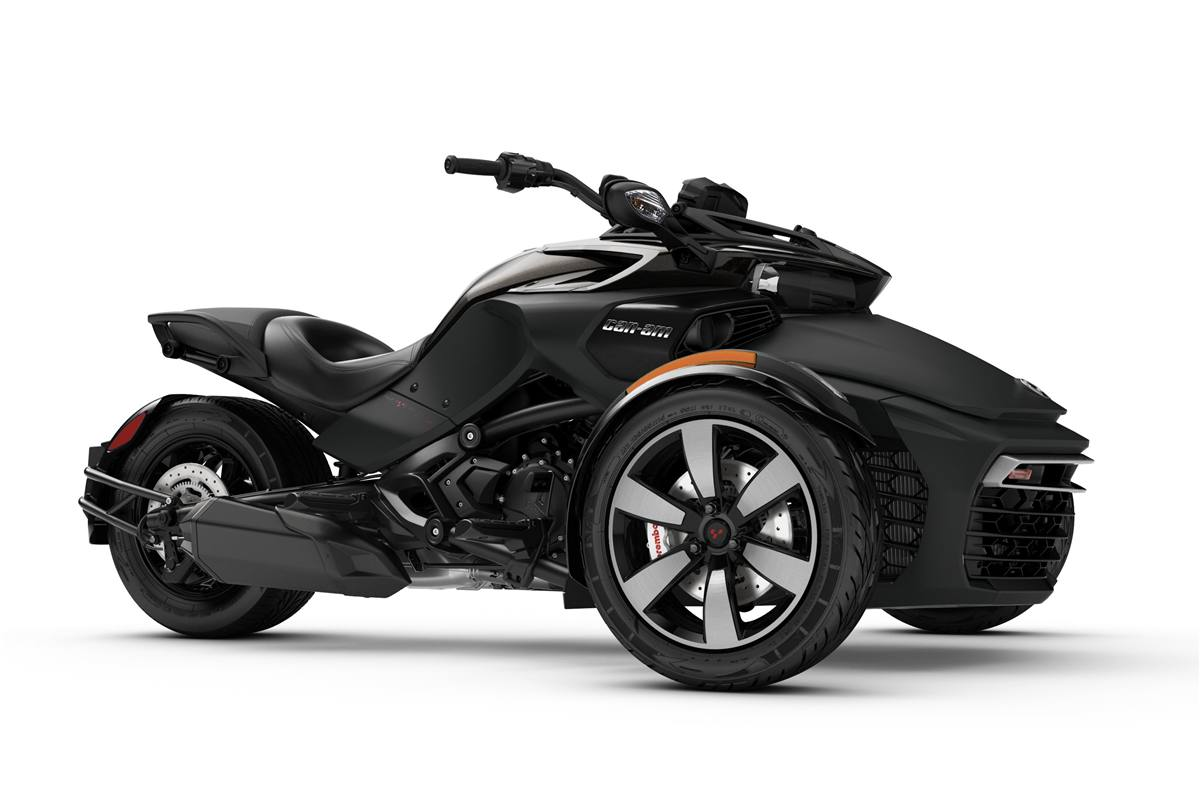 Can Am Spyder For Sale >> 2018 Can Am Spyder F3 S Se6