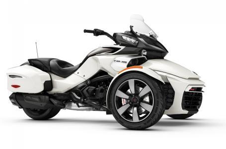 2018 Can-Am ATV Spyder F3-t Se6