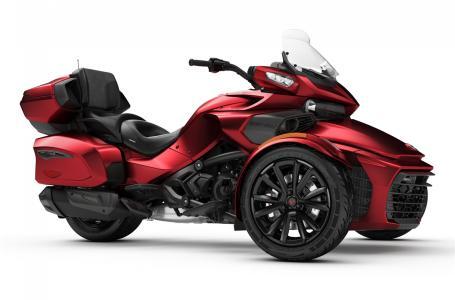 2018 Can-Am ATV Spyder F3 Limited Se6