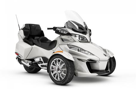 2018 Can-Am ATV Spyder Rt Ltd 1330 Se6