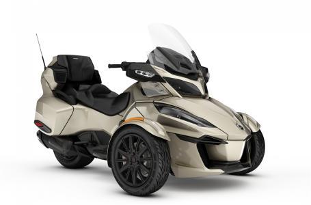 2018 Can-Am ATV Spyder Rt Ltd 1330 Se6